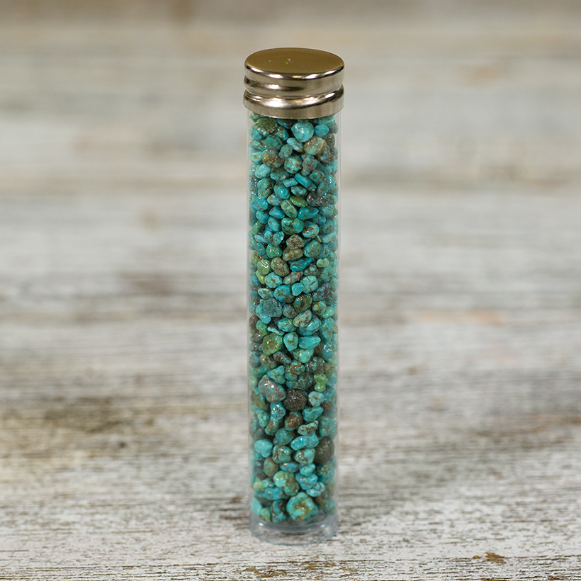 Crushed Turquoise